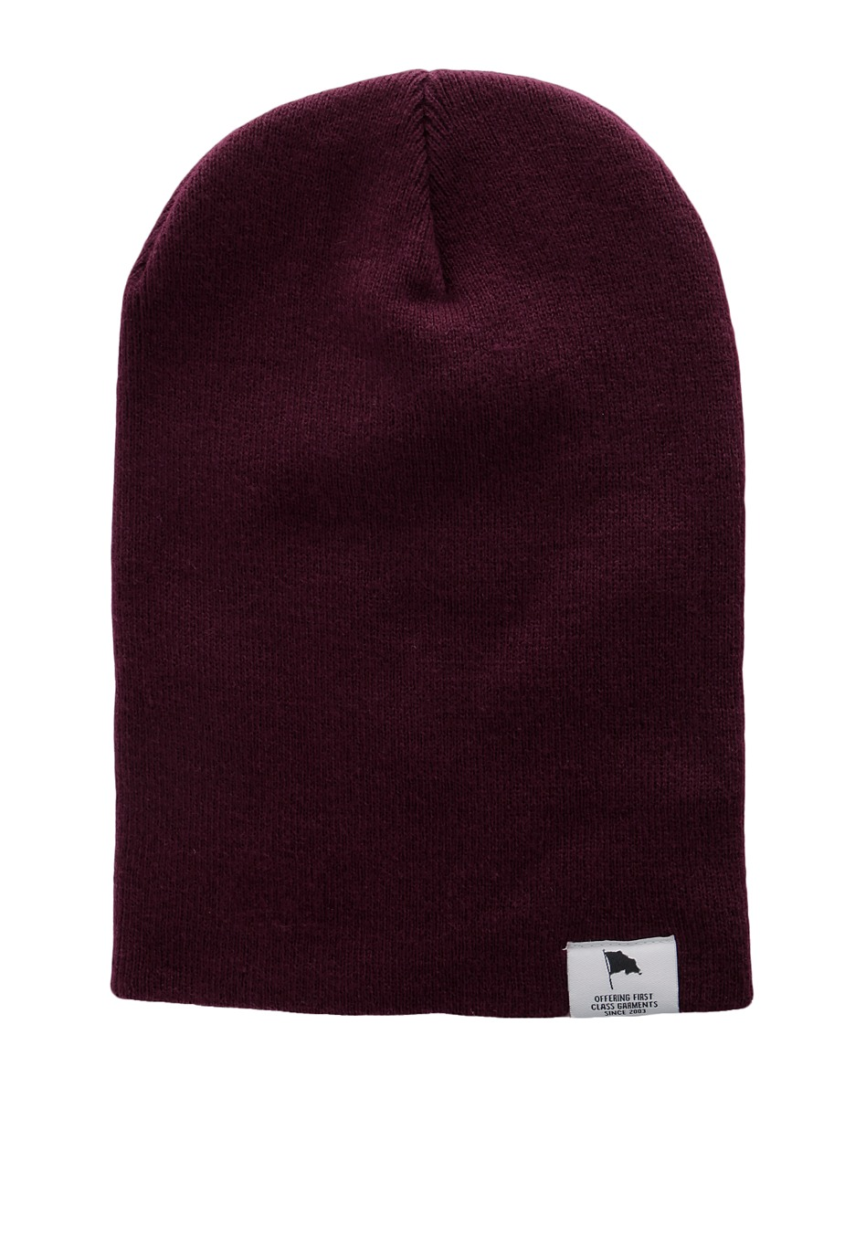 Wemoto - North Burgundy - Beanie - Impericon.com UK 025cd58ee8b