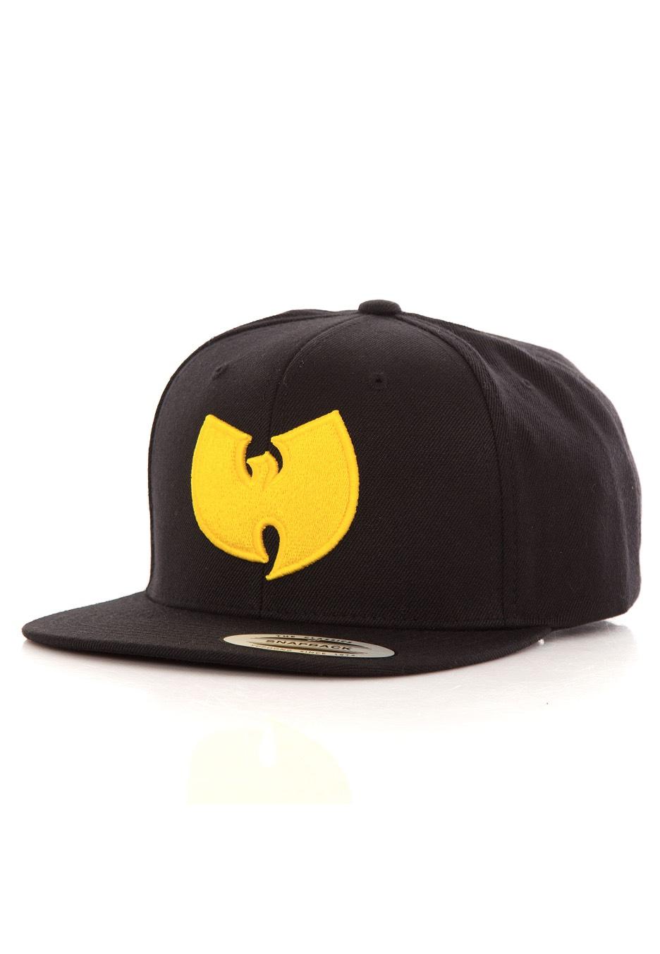 d539d91f25b62 Wu-Tang Clan - Logo - Gorra - Tienda Oficial de Pop Marcas - Impericon.com  ES