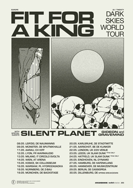Fit For A King Tour Tickets