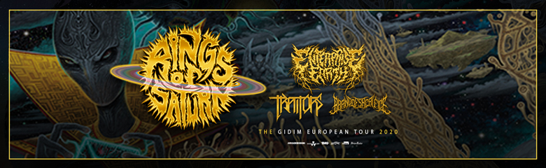Rings Of Saturn Tour Tickets
