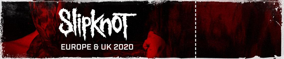 Slipknot Tour Tickets