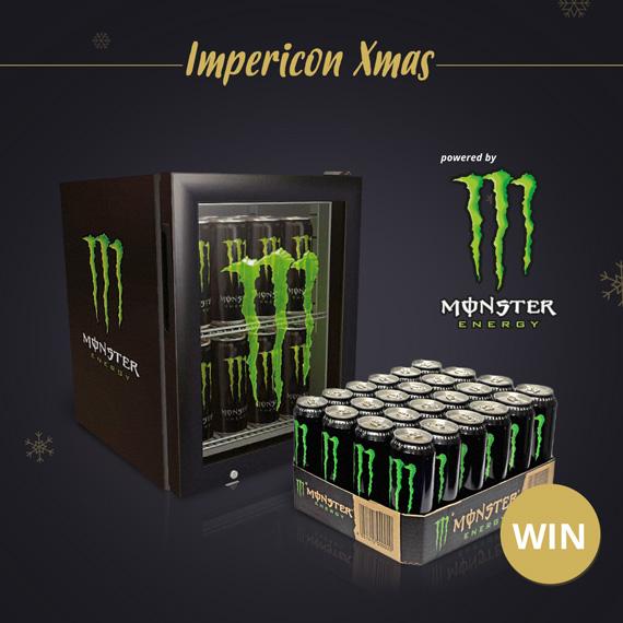 december 15th win a monster energy fridge worldwide. Black Bedroom Furniture Sets. Home Design Ideas