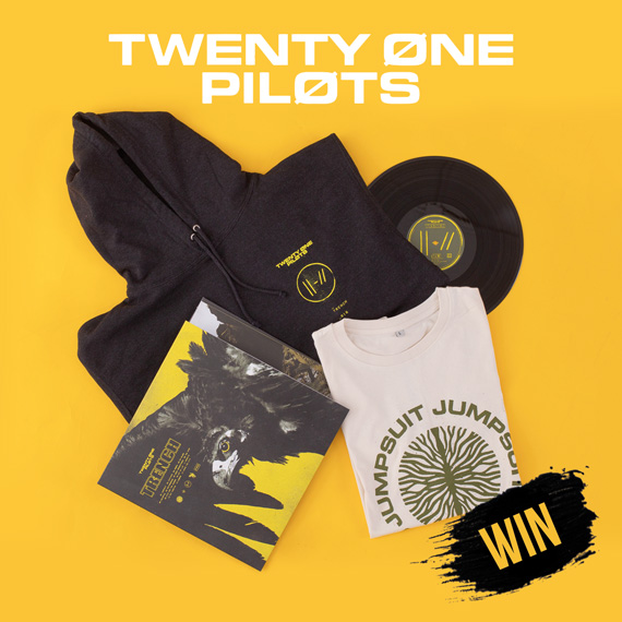 New Win Twenty One Pilots - Banner