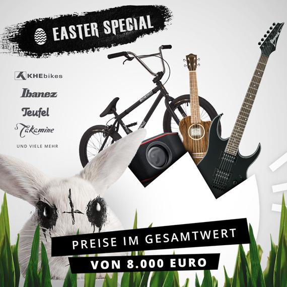 Easter Alarm 2019 - Banner