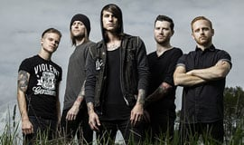 Blessthefall Bandpicture