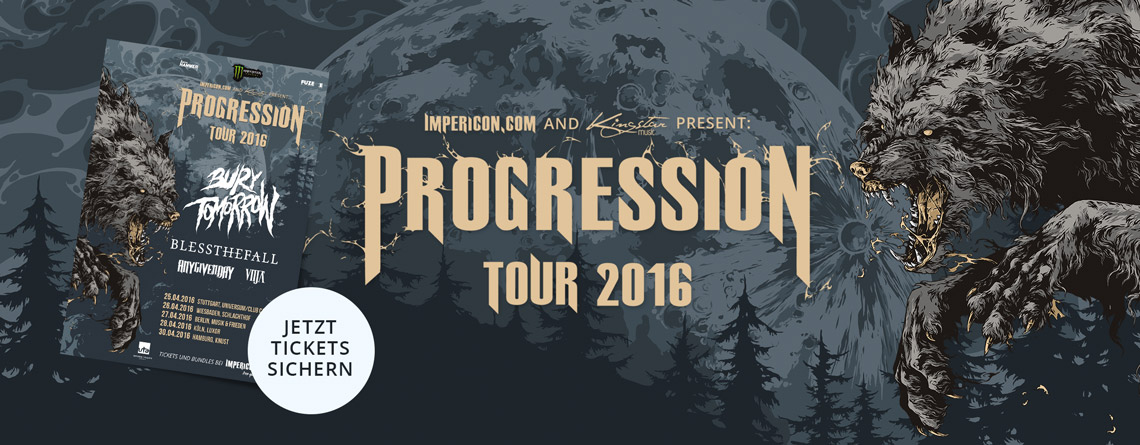 Progression Tour 2016
