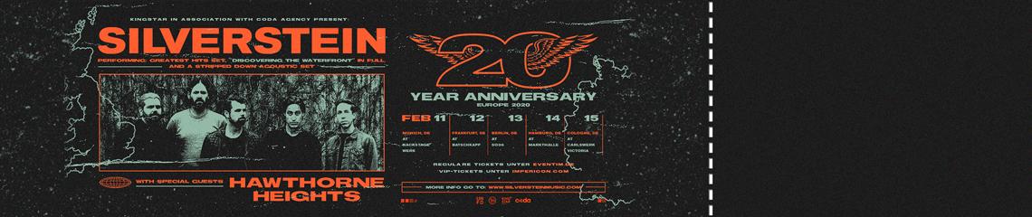 Silverstein Tickets