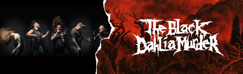 The Black Dahlia Murder Official Merchandise Shop