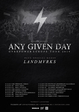 Any Given Day Tickets