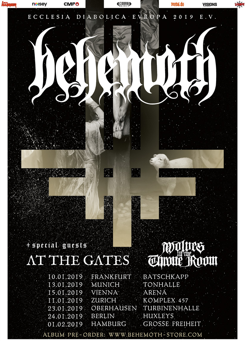 Behemoth Tickets