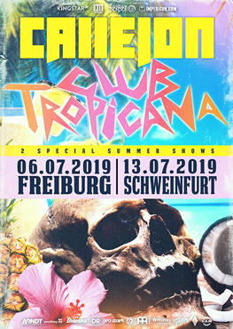 Callejon Sommertour Tickets