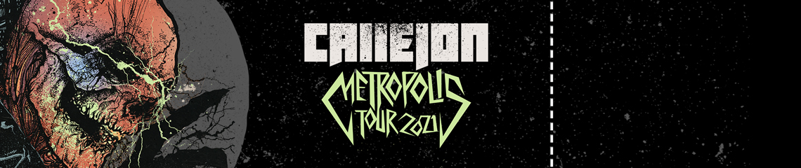 Callejon Tour Tickets