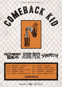 Comeback Kid Tickets