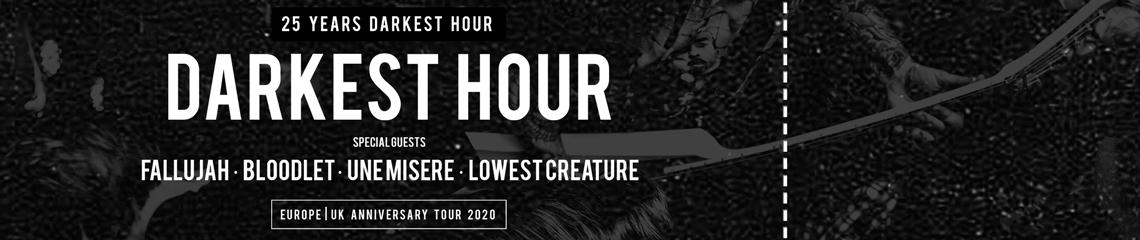 Darkest Hour Tickets