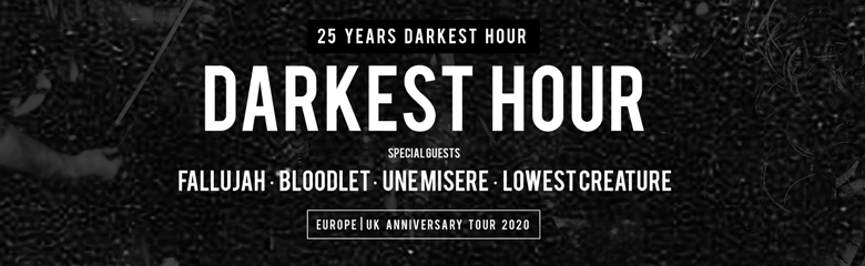 Darkest Hour Tickets