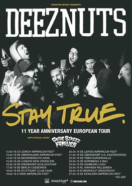 Deez Nuts - Tickets