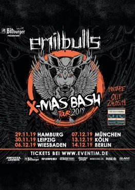 Emil Bulls Tickets