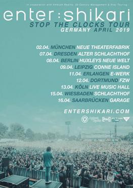 Enter Shikari Tickets