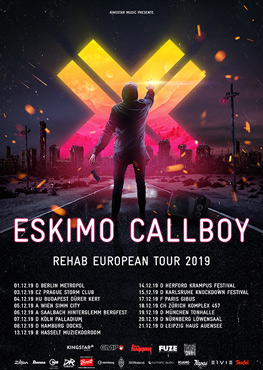Eskimo Callboy Tickets