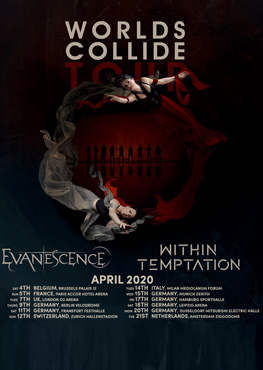 Worlds Collide Tour Tickets