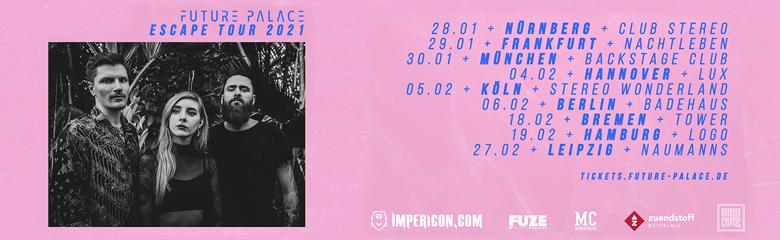 Future Palace Tour Tickets