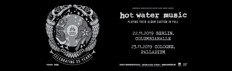 Hot Water Music Tickets