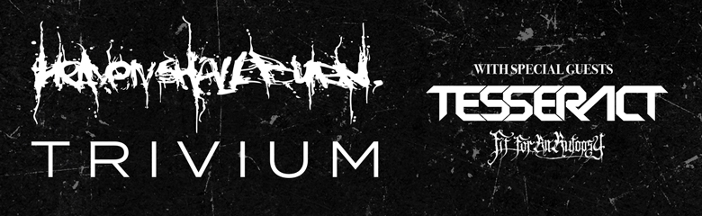 Heaven Shall Burn Tour Tickets