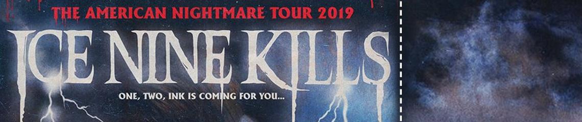 Ice Nine Kills Tour Tickets