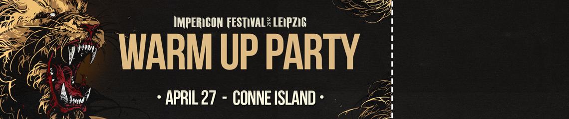 Impericon Festival Leipzig Warm Up - Ticket