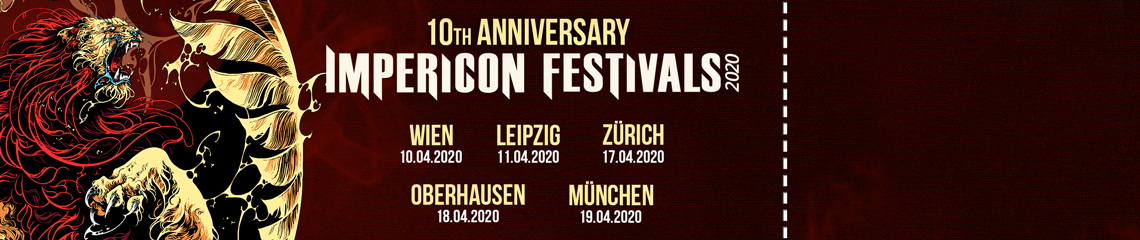 Impericon Festivals - Tickets