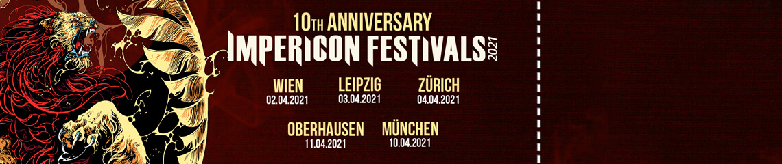 Impericon Festivals Tickets