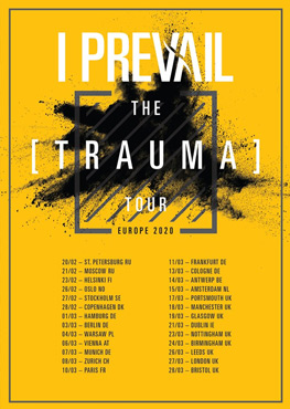 I Prevail Tickets