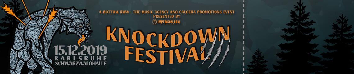 Knockdown Festival Tickets