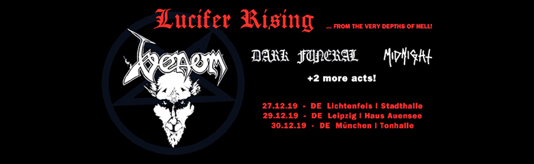 Lucifer Rising Festival Ticket