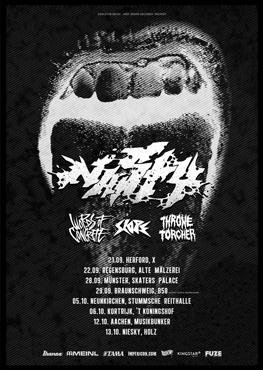 Nasty Herbsttour Tickets