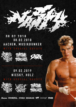 Nasty Frühjahr 2019 Tickets