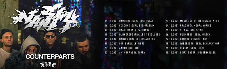 Nasty Tour Tickets
