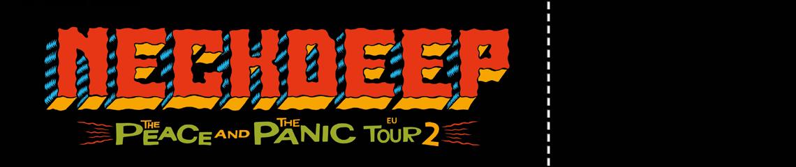 Neck Deep Tickets