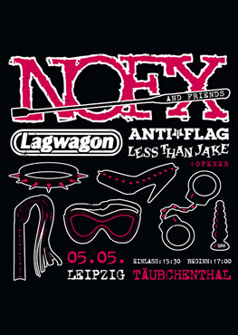 NOFX And Friends Tickets