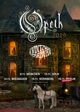 Opeth Tickets