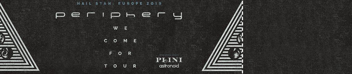 Periphery Tour Tickets