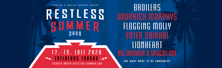 Restless Summer Tickets