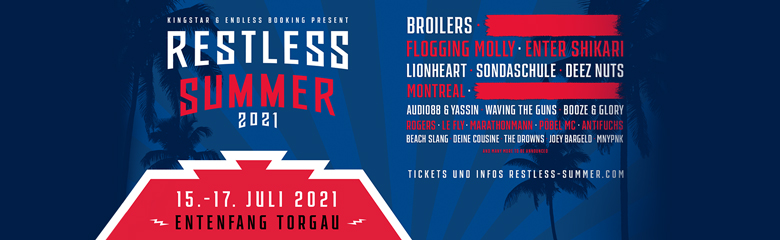 Restless Summer Tickets