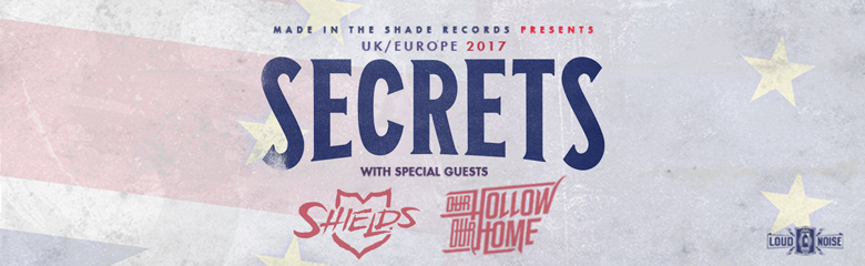 Secrets Tickets