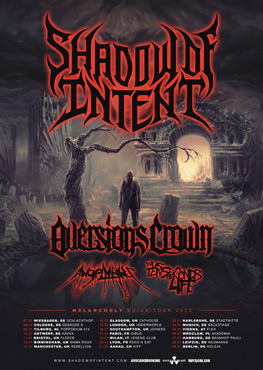 Shadow Of Intent Tour Tickets