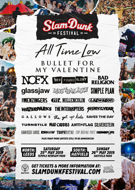Slam Dunk - Tickets