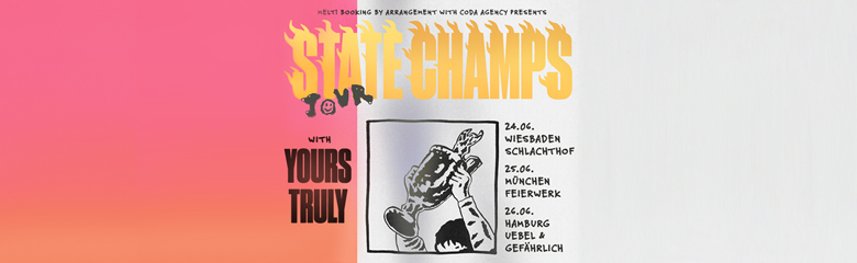 State Champs Tickets