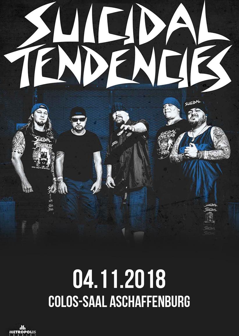 Suicidal Tendencies Tickets