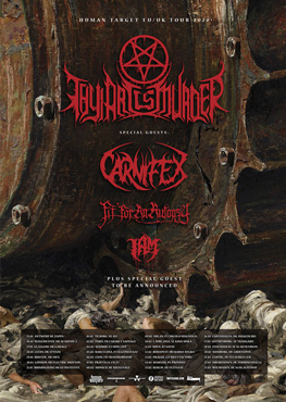 Thy Art Is Murder Tickets