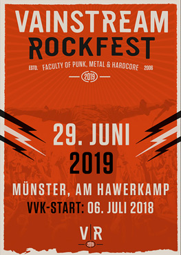 Vainstream Rockfest - Tickets